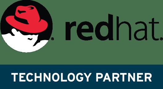 Red Hat Technology Partner Logo